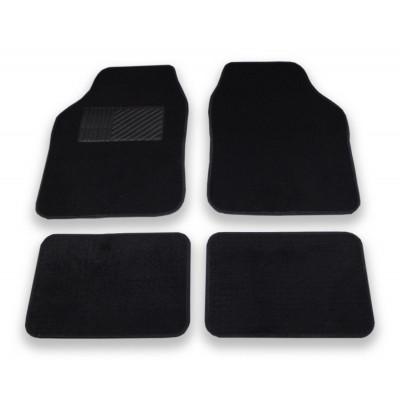 Tappeti auto universali set 4 pezzi, 2 anteriori 2 posteriori, in feltro 6102