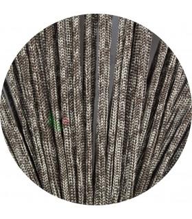 Tenda Antimosche per Porta Finestra Moschiera a Pannello Modello Gabry in Corda di Poliestere Resistente Misura 140 x 230 cm
