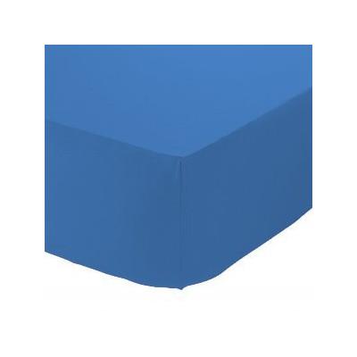 Lenzuolo Sotto SINGOLO Diamond con Angoli ed Elastici 100% cotone cm 90x200 altezza materasso cm 24