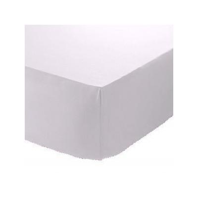 Lenzuolo Sotto PIAZZA E MEZZA Diamond con Angoli ed Elastici 100% cotone cm 140x200 altezza materasso cm 24