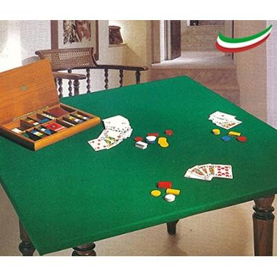 COPRITAVOLO POKER panno da gioco elasticizzato disponibile in 4 misurazioni - MADE IN ITALY