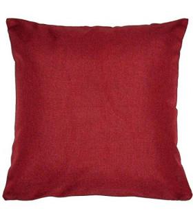 FLY cuscino imbottito sfoderabile in tessuto canapone cm 45x45 - 6 COLORAZIONI